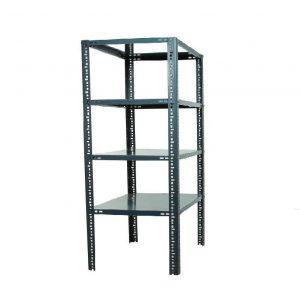 قفسه های فلزی پیچ ومهره ای (انباری)در ابعاد
