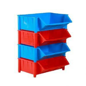 پالت پلاستیکی در سایزهای مختلف
